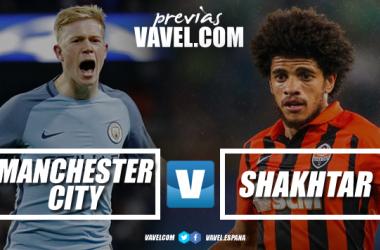 Previa Manchester City - Shakhtar Donetsk: Tres puntos muy necesarios para ambos bandos