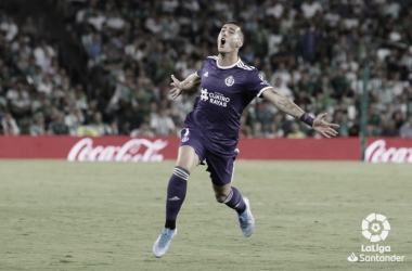 Que buena pinta tiene este Real Valladolid