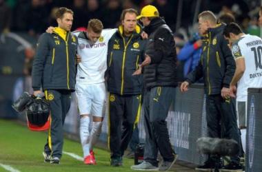 Sospiro Borussia, Reus recupera