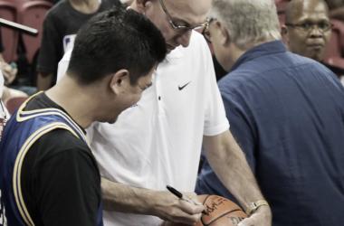 Adam Silver confirma que la NBA está preparada para aceptar a jugadores de instituto