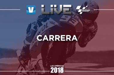 Resultado y posiciones de la Carrera de MotoGP del GP de Las Américas 2019