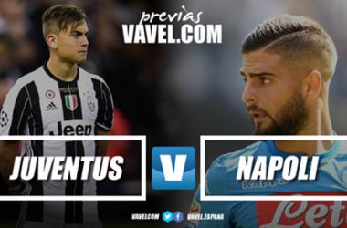 Previa Juventus - Napoli: Una final para la Serie A