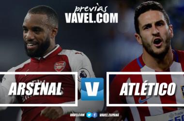Previa Arsenal vs Atlético de Madrid: Rumbo hacia Lyon