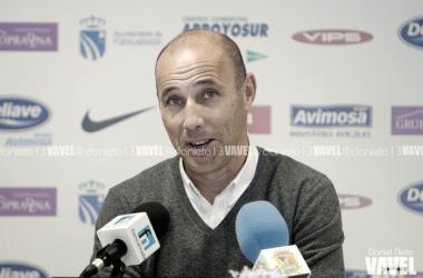 """Antonio Calderón: """"Hay que seguir haciendo del Torres un talismán"""""""