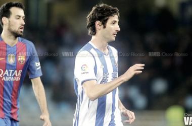 Granero rescinde su contrato con la Real y se marcha al Espanyol