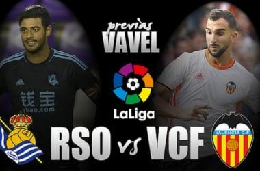 Previa Real Sociedad - Valencia: gloria o salvación