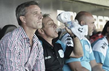 """Lavallén: """"Ganamos el partido más importante del campeonato"""""""