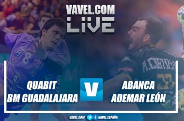 Resumen Abanca Ademar León (25-21) Quabit Guadalajara por los cuartos de final de la Copa del Rey 2018