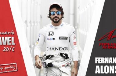 Anuario VAVEL 2016: Fernando Alonso, ¿lo mejor sigue estando por llegar?