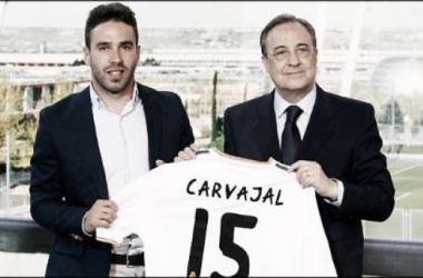 Real Madrid 2013/14: Daniel Carvajal