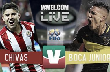 Chivas se lleva el duelo ante Boca Juniors, en tanda de penales