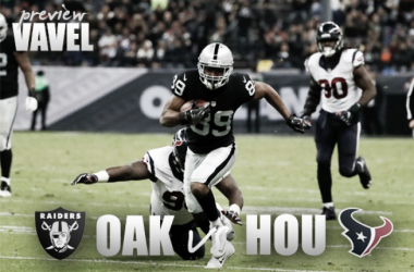 D.J. Reader eats dust as Amari Cooper scores the go-ahead touchdown in their Week 11 matchup. While the Oakland Raiders will have Connor Cook starting, the Houston Texans still have to watch out for the passing game because of Cooper and Michael Crabtree.