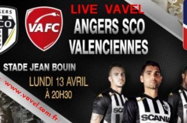 SCO Angers - Valenciennes FCen direct commenté : suivez le match en live 0-0