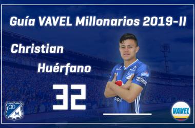 Análisis VAVEL, Millonarios 2019-II: Cristian Huérfano