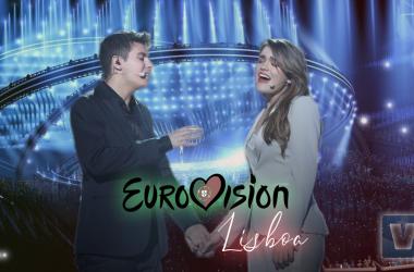 Alfred García y Amaia Romero, representantes de España en Eurovisión 2018 | Imagen: VAVEL