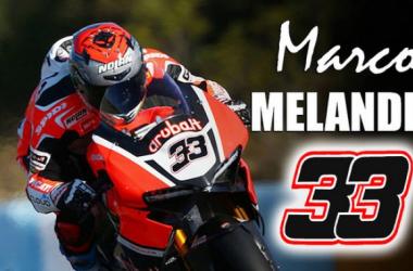 Marco Melandri regresa para quedarse