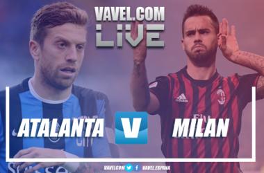 Resumen Atalanta 1-1 Milan en Serie A 2018