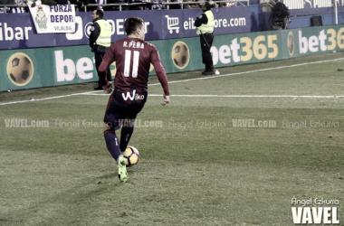 Mendilibar suma un lesionado más. Foto: Ángel Ezkurra-VAVEL-.