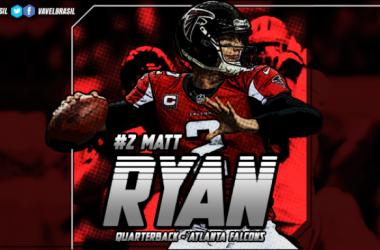 Super Bowl LI: Matt Ryan lidera Atlanta Falcons em sua nona temporada na NFL
