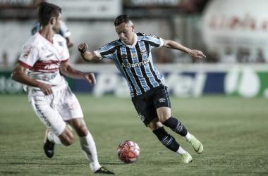 Resultado e gols de Grêmio x São Luiz-RS pelo Campeonato Gaúcho (3-0)