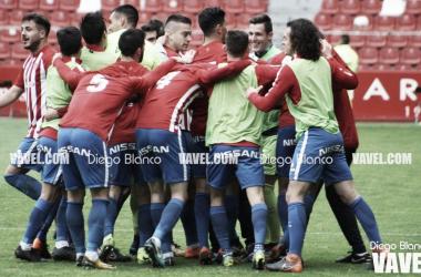 Resumen de la temporada 2017/18: Sporting de Gijón B, un filial de Matrícula de Honor