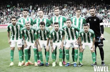 Real Betis - Sevilla FC: puntuaciones del Real Betis, jornada 24 de Primera