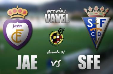 Real Jaén - San Fernando: 'match-ball' en La Victoria