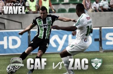 Cafetaleros y Zacatepec se enfrentan en la séptima jornada del Ascenso MX//Foto: Vavel.com