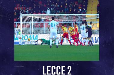 Serie A- Mancosu illumina il Lecce, i salentini vincono contro la Spal