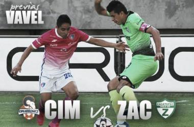 Previa Cimarrones - Zacatepec: tres puntos para entrar a la fiesta