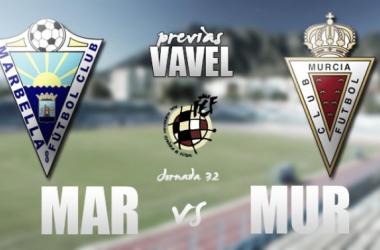 Marbella - Real Murcia: gladiadores en la arena del playoff