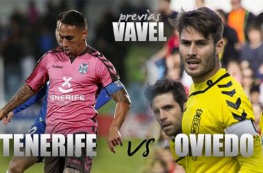 CD Tenerife - Real Oviedo: romper la igualdad