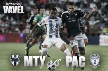 Pachuca y Monterrey se enfrentaran por la Copa Mx Apertura 2017.