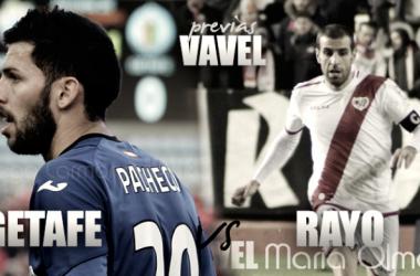 Previa Getafe CF - Rayo Vallecano: derbi con diferentes dinámicas
