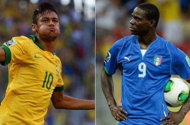 """Brasil enfrenta a Itália para """"fugir"""" da Espanha"""