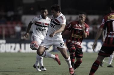 Com vantagem mínima, São Paulo enfrenta Ituano buscando classificação no Paulistão