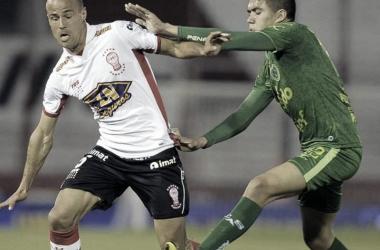 QUIERE SEGUIR INFLÁNDOSE. El 'Globo' ganó frente a Aldosivi luego de 8 fechas sin triunfos y quiere repetir con Sarmiento.