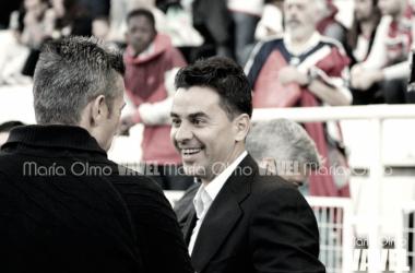 """Míchel: """"Hay que sumar tres en Murcia para hacer bueno este punto"""""""