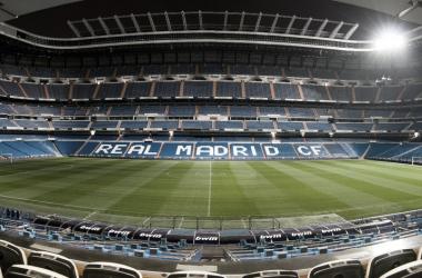 Estadio Santiago Bernabéu. Fuente: Vavel