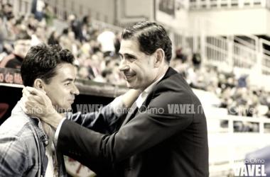 """Míchel: """"Jugando así podemos ganar a cualquier rival"""""""