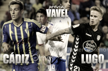 Previa Cádiz CF - CD Lugo: vuelta a la senda de la victoria como único objetivo