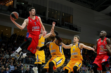 Turkish Airlines Euroleague - CSKA e Baskonia ok in trasferta, bene Bamberg e Olympiacos