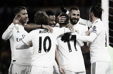 Real Madrid bate Valencia no Santiago Bernabéu e afasta má fase