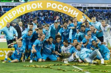 Le Zenith Saint-Petersbourg remporte la supercoupe de Russie