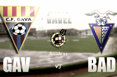 CF Gavà - CF Badalona: Objetivo tres puntos