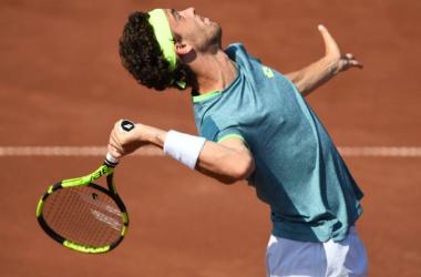 Roland Garros 2018 - Sontuoso Cecchinato, travolto Seppi. Bolelli e Fabbiano fermati della pioggia