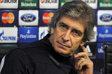 """Pellegrini: """"El árbitro dirigió el partido a su gusto"""""""