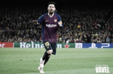 Leo Messi, jugador del FC Barcelona. FOTO: Noelia Déniz