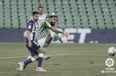 Real Betis - Deportivo Alavés: puntuaciones del Real Betis, 37ª jornada de LaLiga