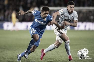 Getafe vs Celta de Vigo / Foto: La Liga